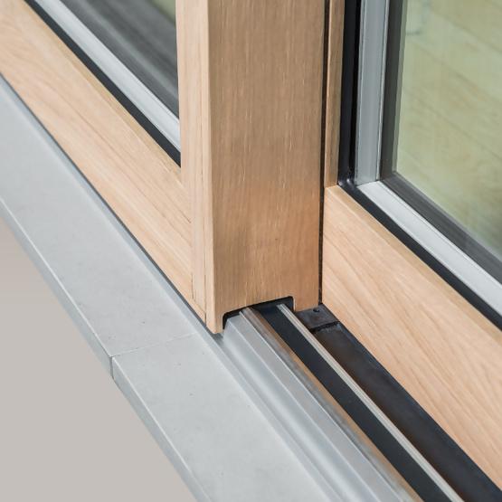 Scorrevoli finestre for Finestra scorrevole verticale