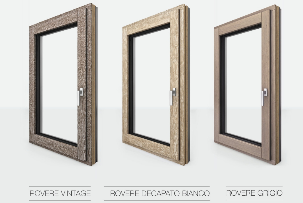 Rivenditore installatore finestre porte internorm roma - Finestre legno italia ...