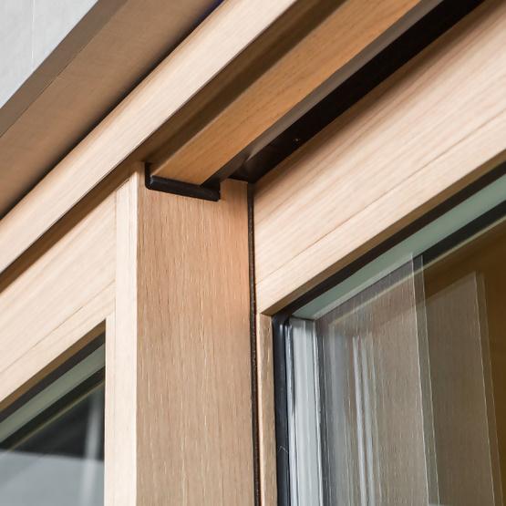 finestra schuco ass 70 hi smartwood finestre. Black Bedroom Furniture Sets. Home Design Ideas