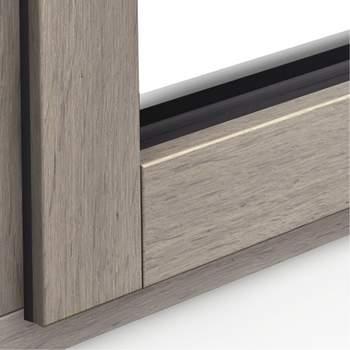 Finestra internorm hf410 finestre - Prezzi finestre internorm ...